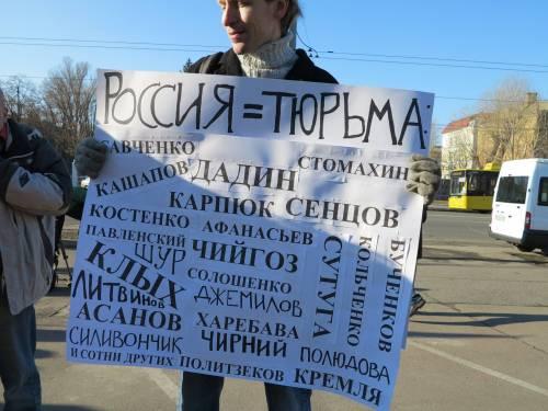 Россия - тюрьма народов